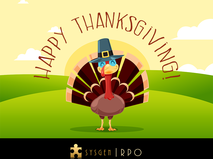 5 Things That We, As An Offshore RPO Provider, Are Thankful For