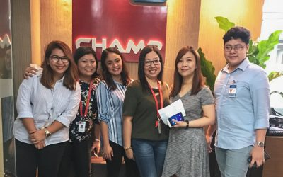 Lessons from Champ on Planning and Doing a Successful Recruitment Event