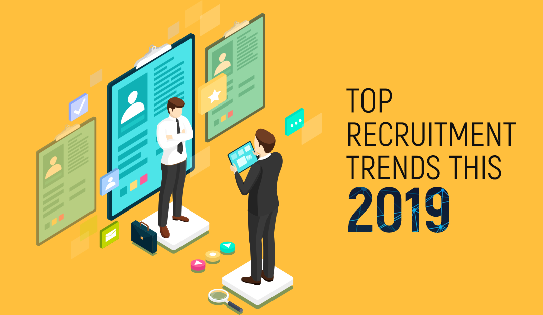 Top Recruitment Trends this 2019
