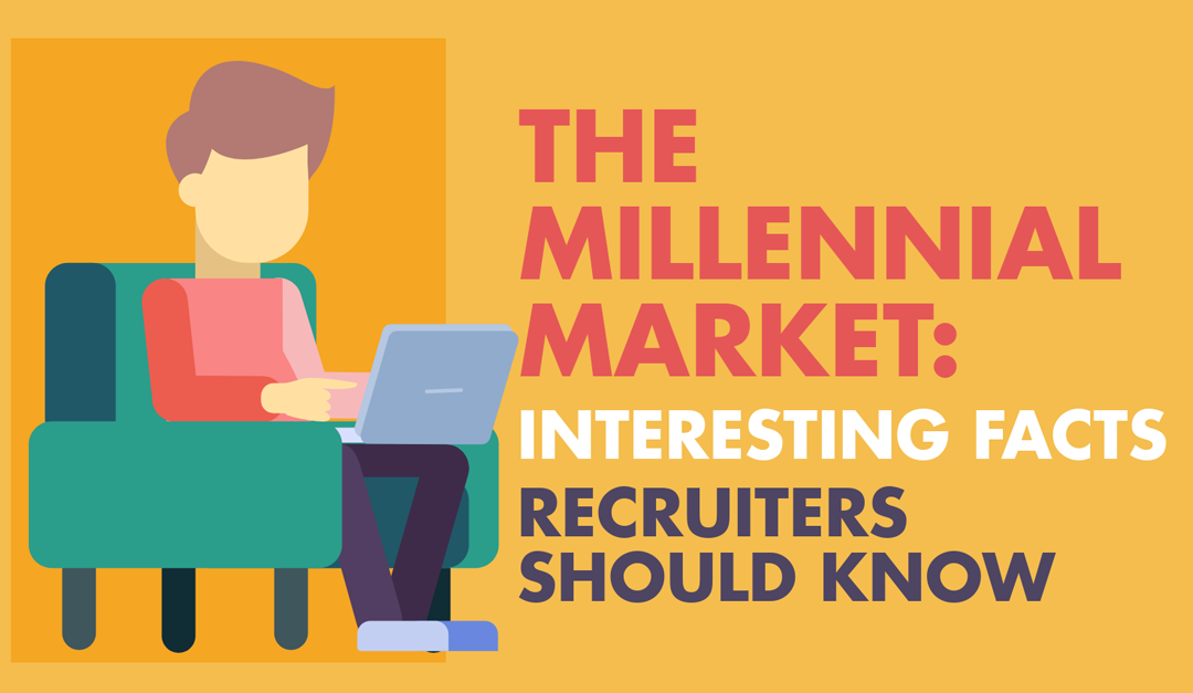 Managing the Millennial Market: Stats that Recruitment Firms Should Know