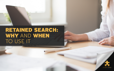 Retained Search: Why and When to Get It