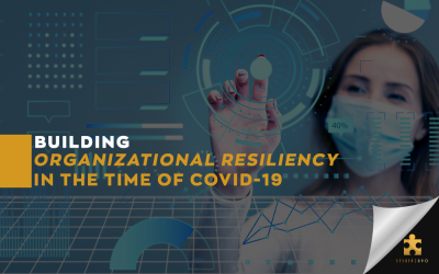 Building Organizational Resiliency in the Time of COVID-19