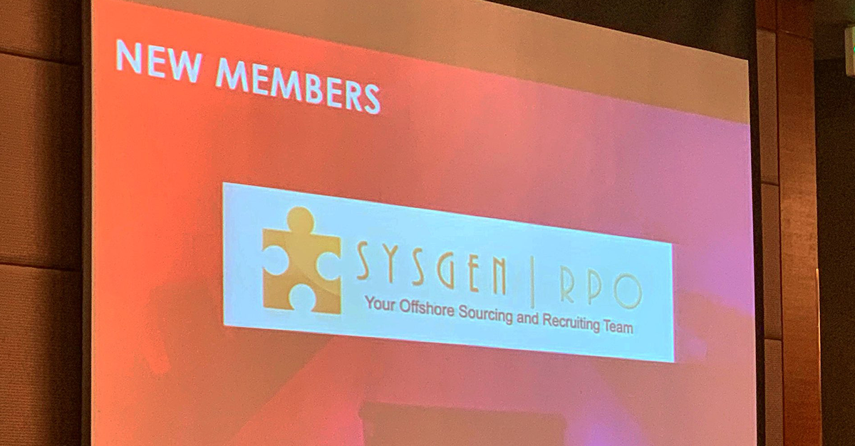 sysgen rpo introduced as the newest member of the ibpap community